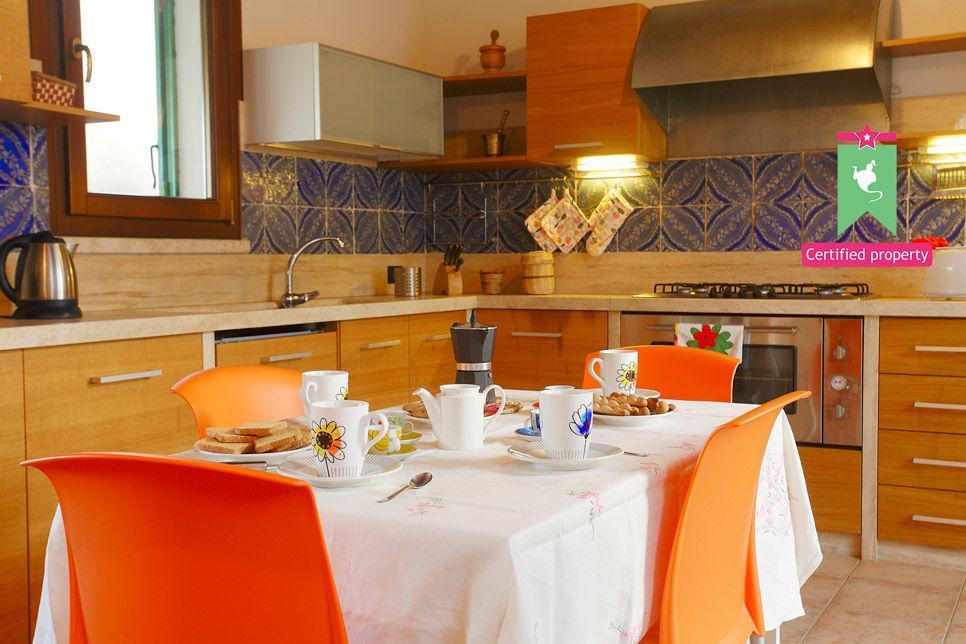 Villa Il Baglio Siciliano Alcamo 24222