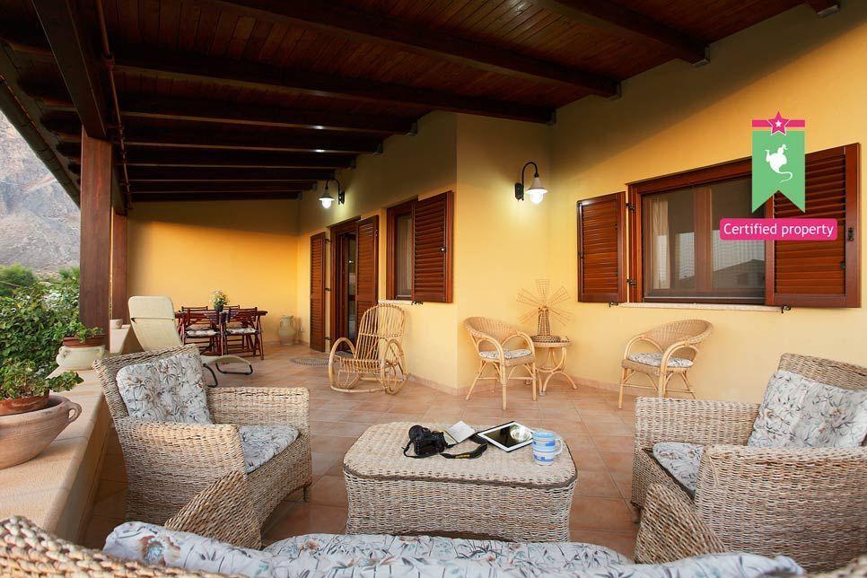 Villa Elisa Custonaci 14393