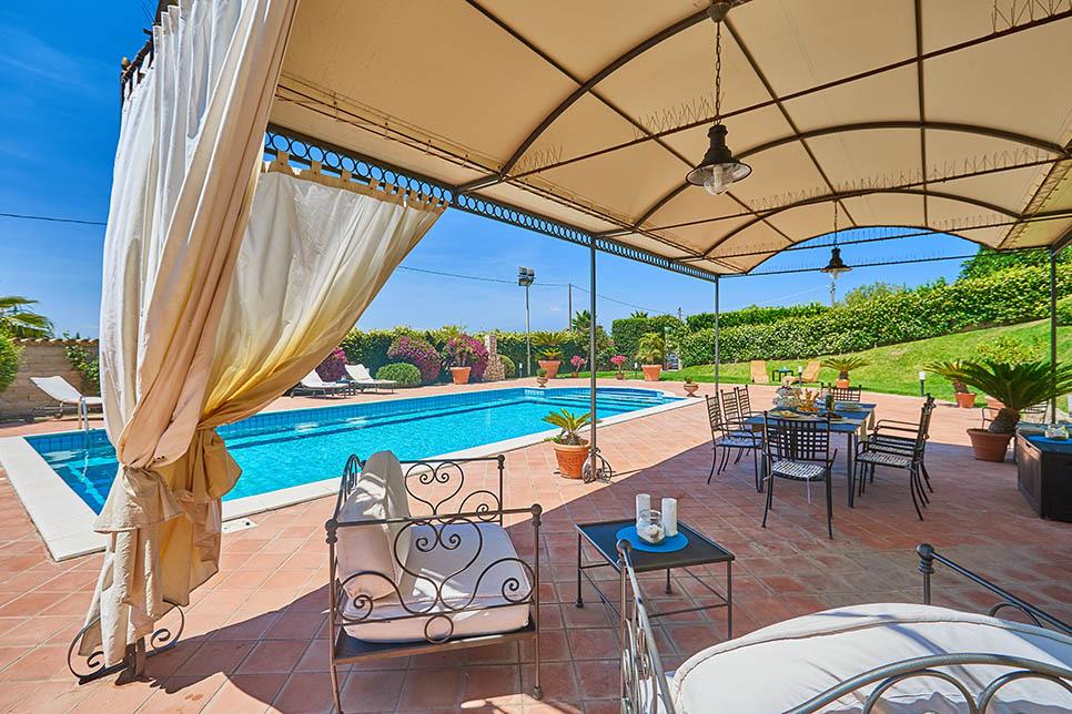 Villa Dinira Scordia 28060