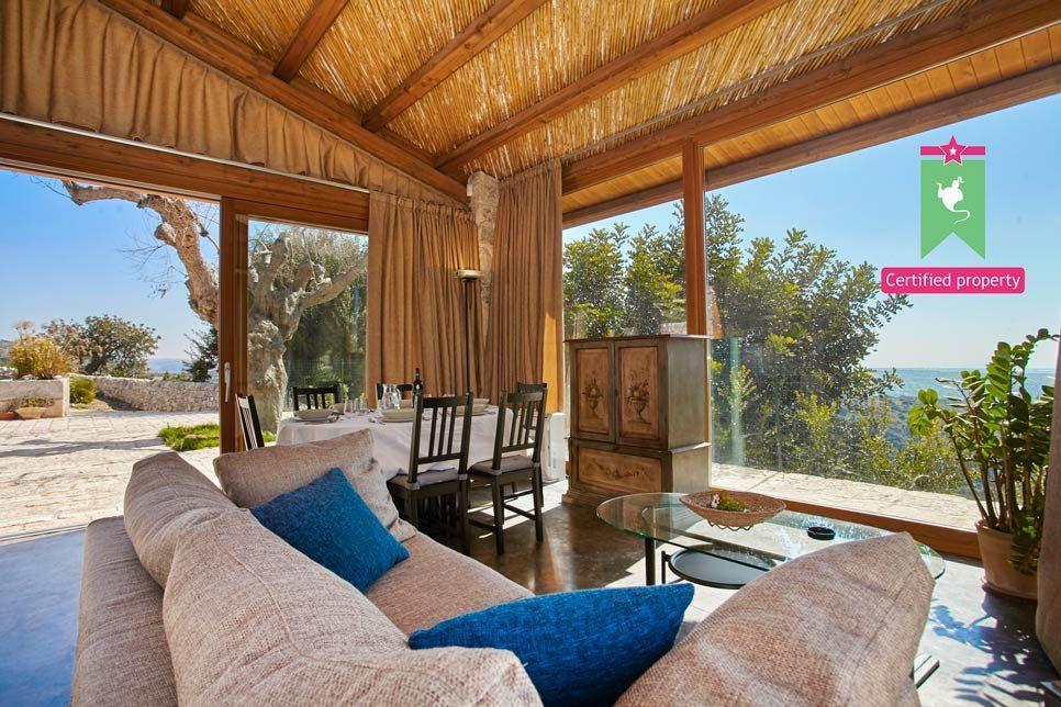 Villa Gisolfo Ragusa 23746