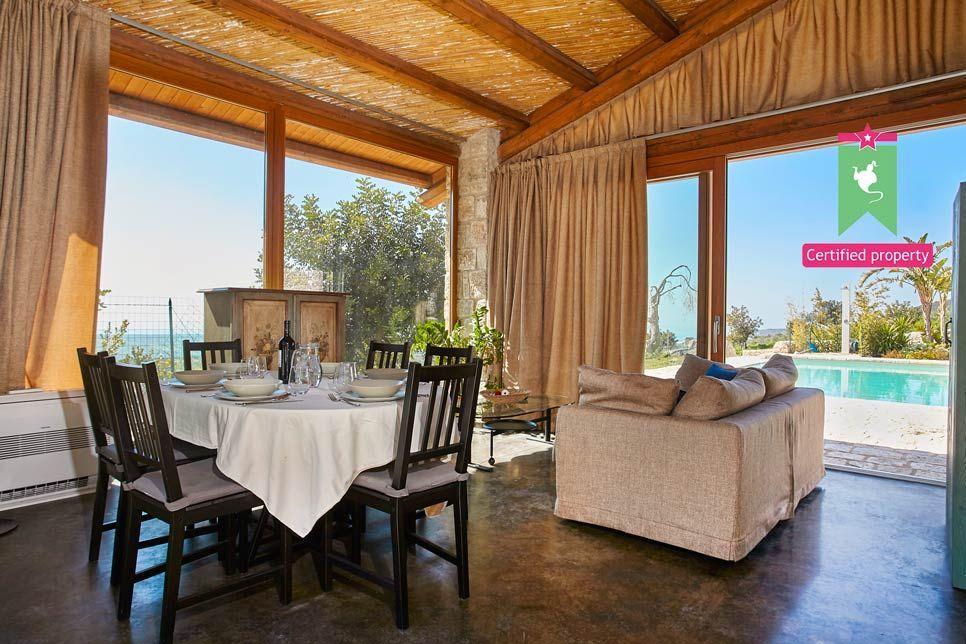 Villa Gisolfo Ragusa 23744