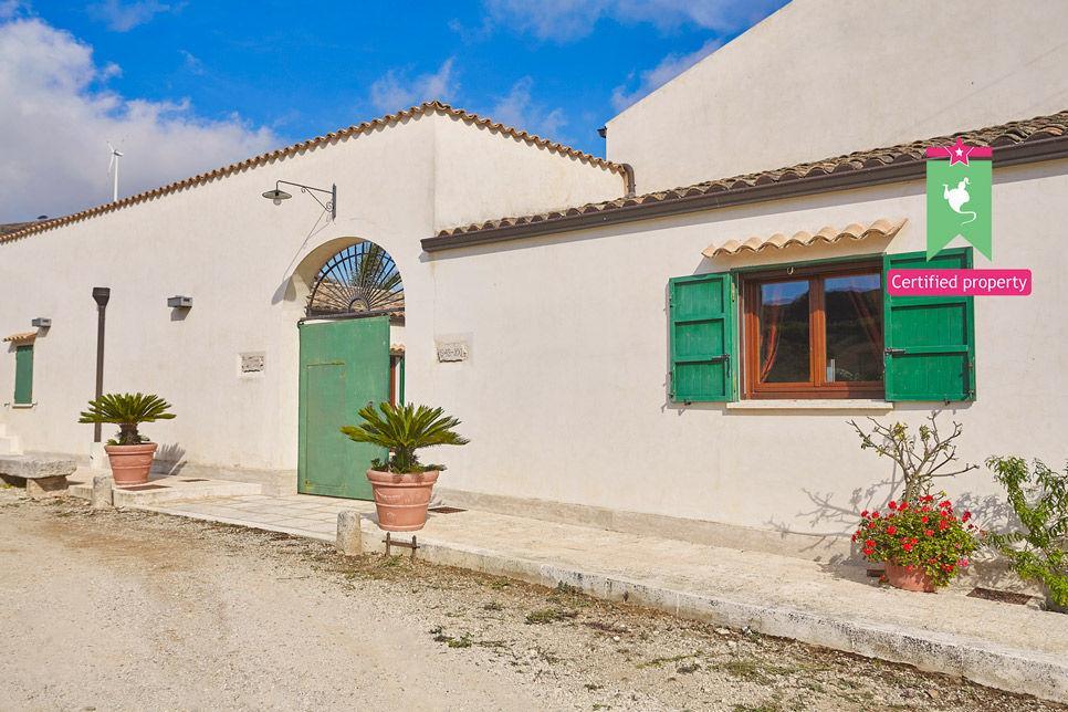 Villa Il Baglio Siciliano Alcamo 24312