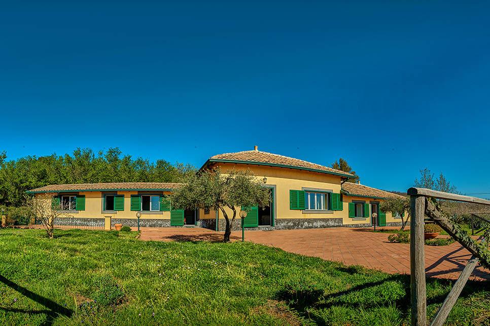 Casa Gialla Sant'Alfio 29464