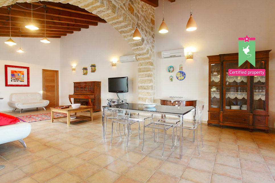 Villa Il Baglio Siciliano Alcamo 24224