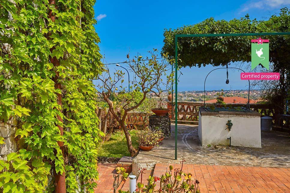 Villa Viscalori Viagrande 23228