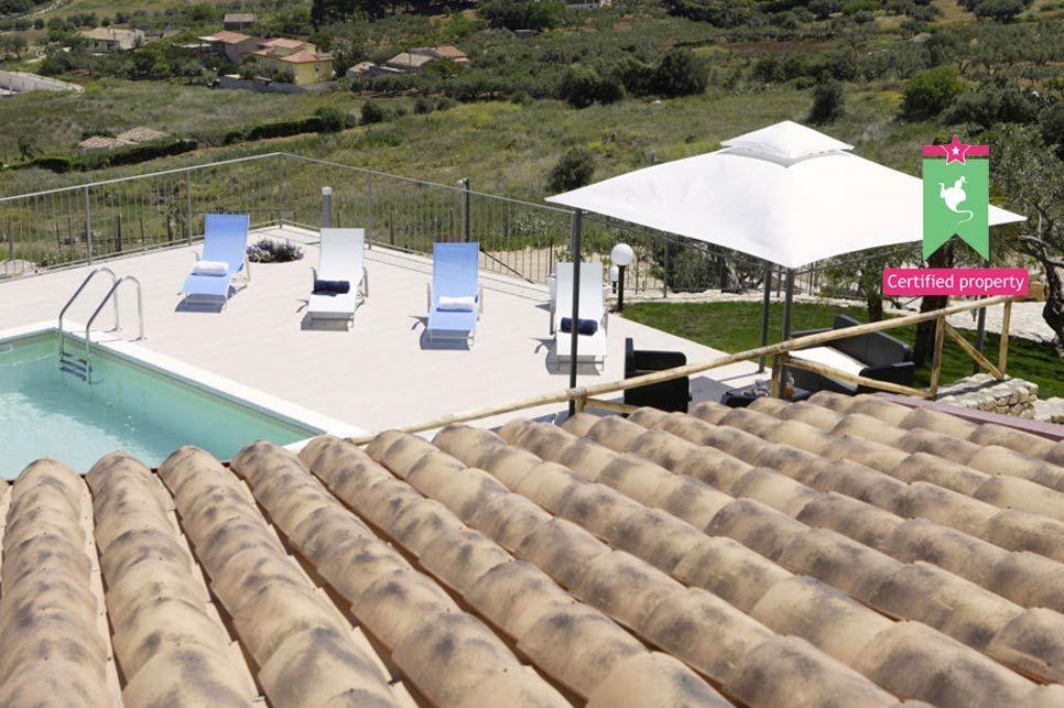 Villa della Merla Castellammare del Golfo 19722