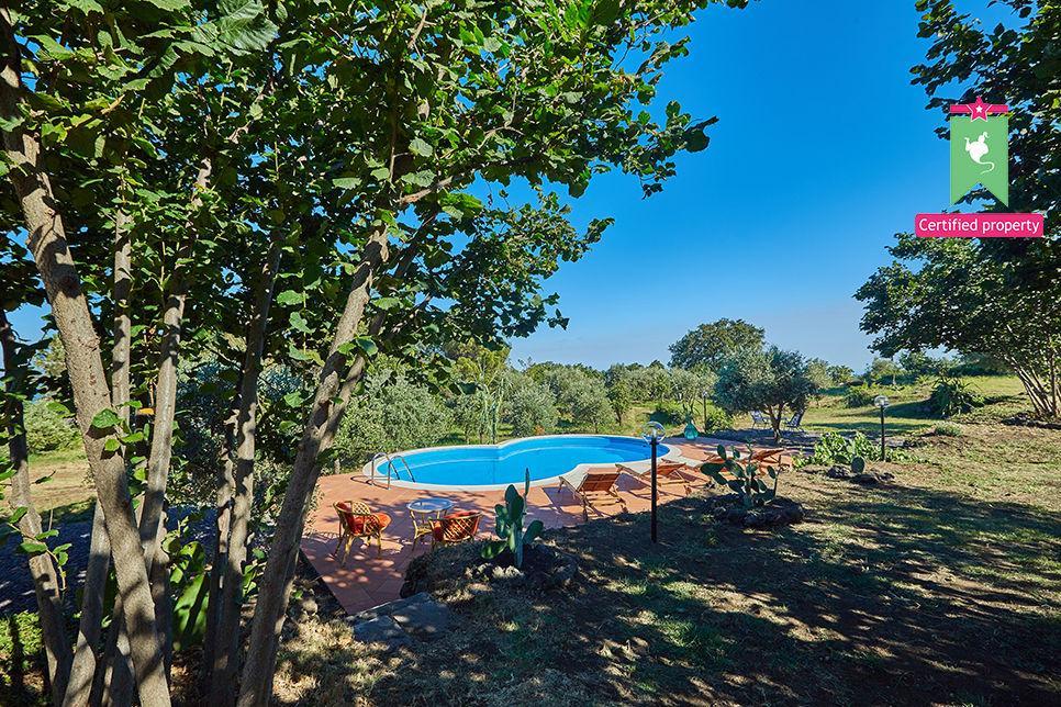 Casa Gialla Sant'Alfio 26057