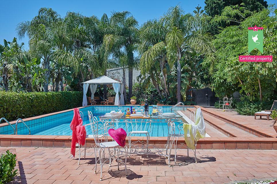 Villa Calipso Taormina 25483
