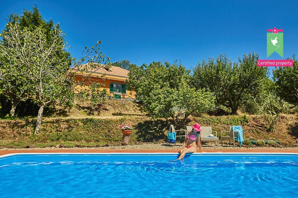 Villa Cocuzzolo Sant'Alfio 26020