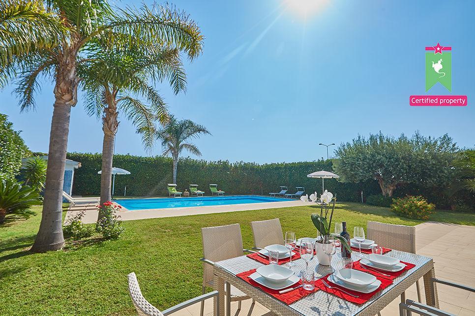 Villa Flora Ragusa 26275