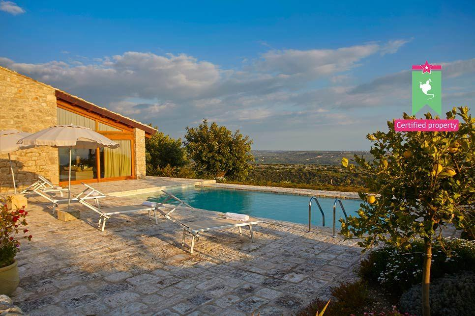 Villa Gisolfo Ragusa 23685
