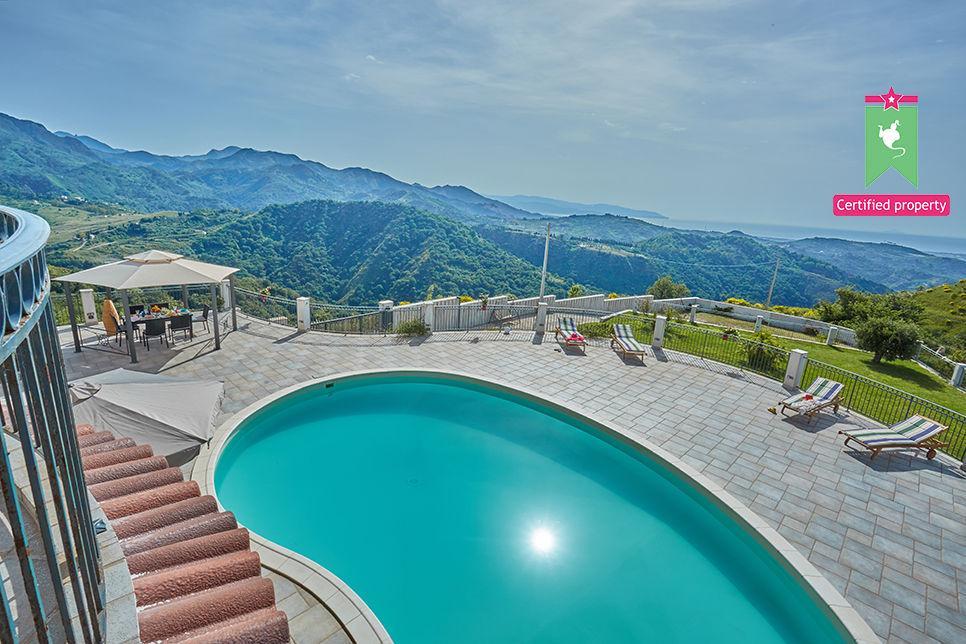 Villa Alma San Pier Niceto 25420