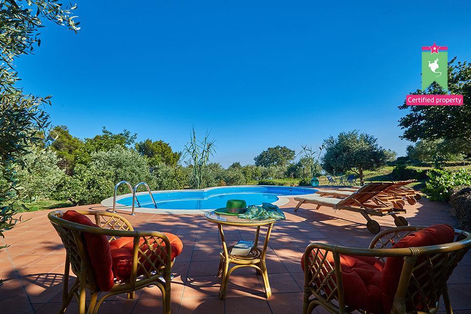 Casa Gialla Sant'Alfio 26050