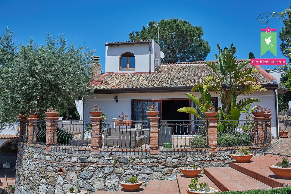 Villa Calipso Taormina 25477