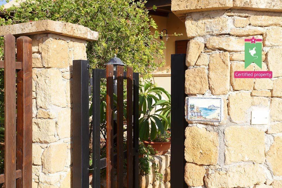 Villa Elisa Custonaci 26628