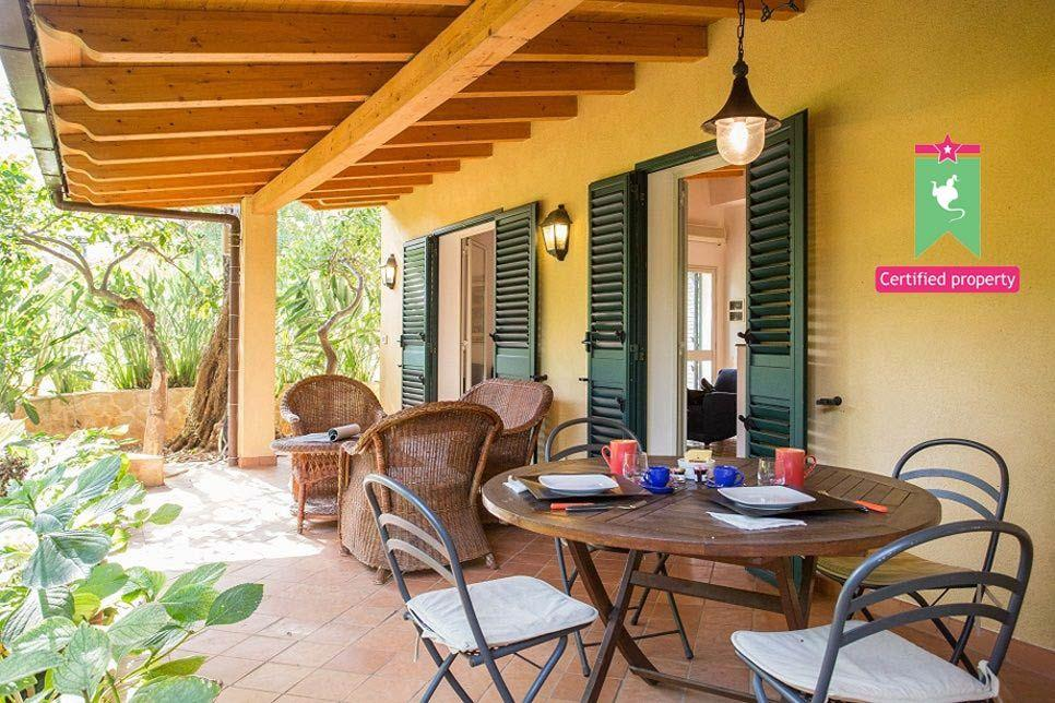 Villa Il Moro Mondello 14954