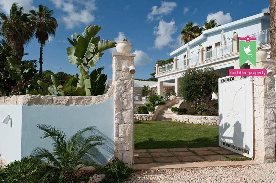 Villa Antares Fontane Bianche 26435