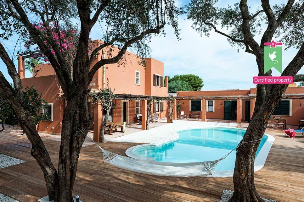 Villa Arangea Marsala 23011