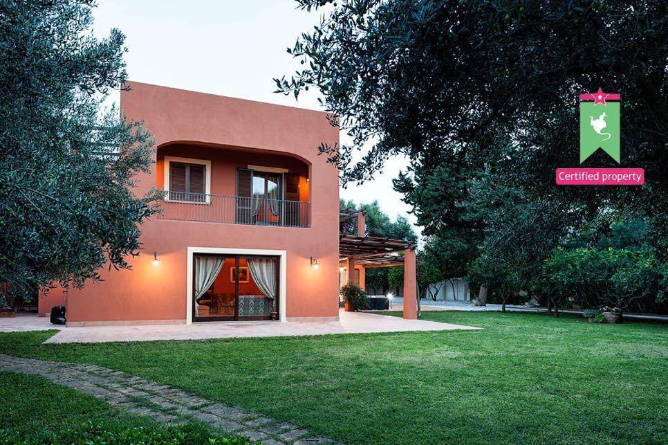 Villa Arangea Marsala 23040
