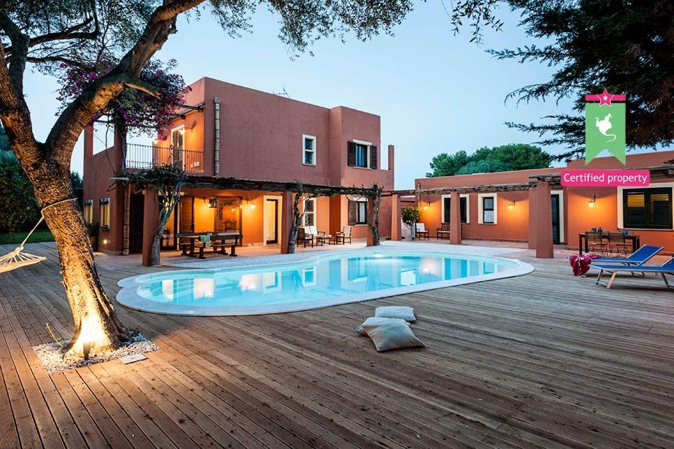 Villa Arangea Marsala 23044