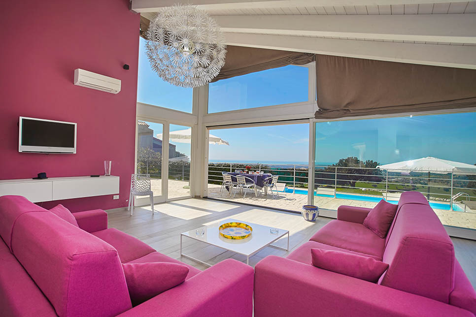 Villa Atena Ragusa 29145