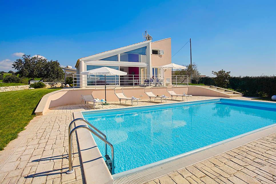 Villa Atena Ragusa 29150