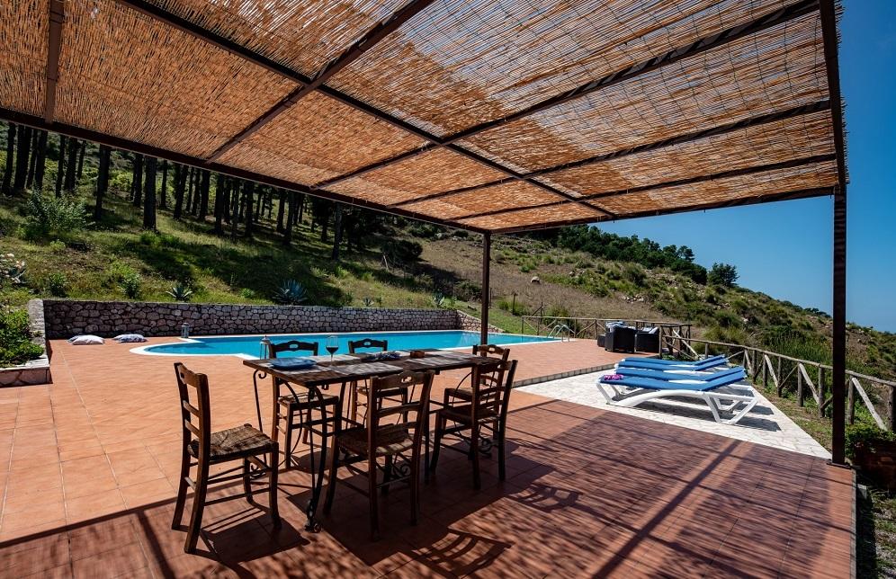 Villa Dei Nebrodi San Marco d'Alunzio 31220