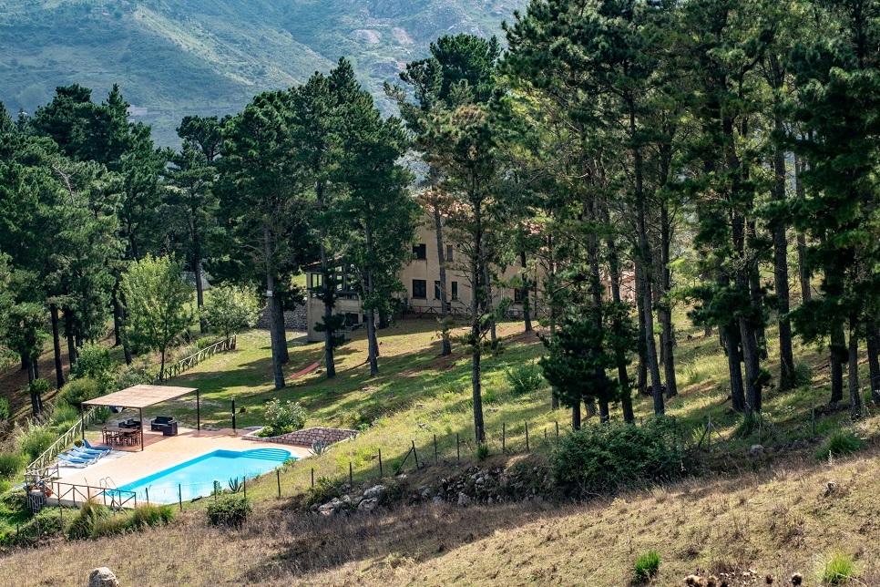 Villa Dei Nebrodi San Marco d'Alunzio 31224
