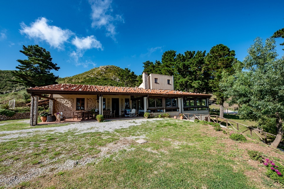 Villa Dei Nebrodi San Marco d'Alunzio 31227