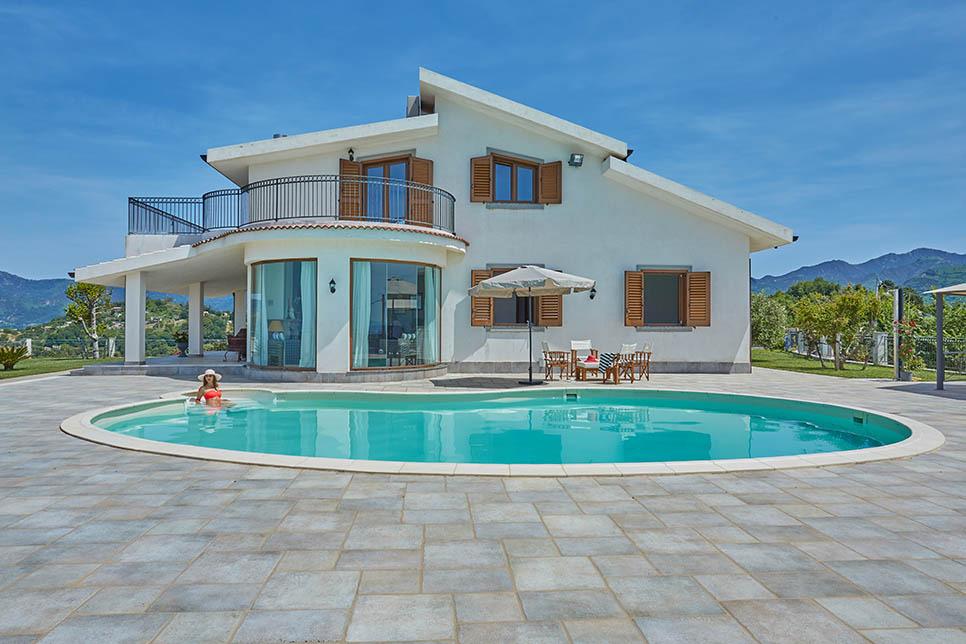 Villa Alma San Pier Niceto 29881