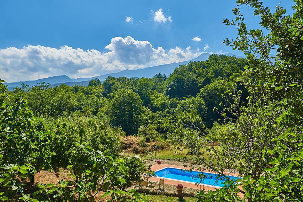 Villa Cocuzzolo Sant'Alfio 29480