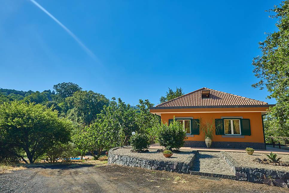 Villa Cocuzzolo Sant'Alfio 29495