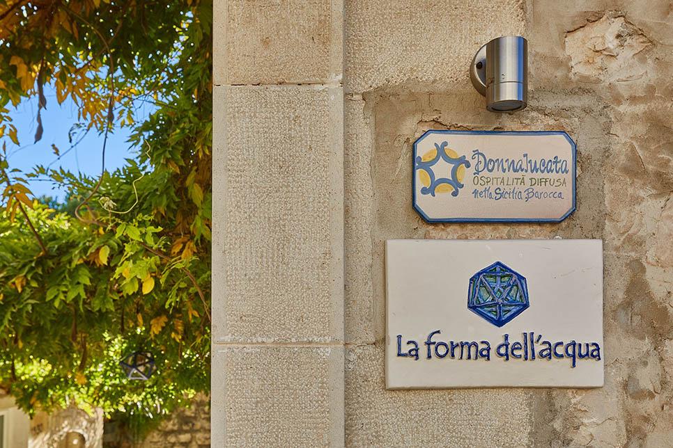 Villa La Forma dell'Acqua Scicli 28883