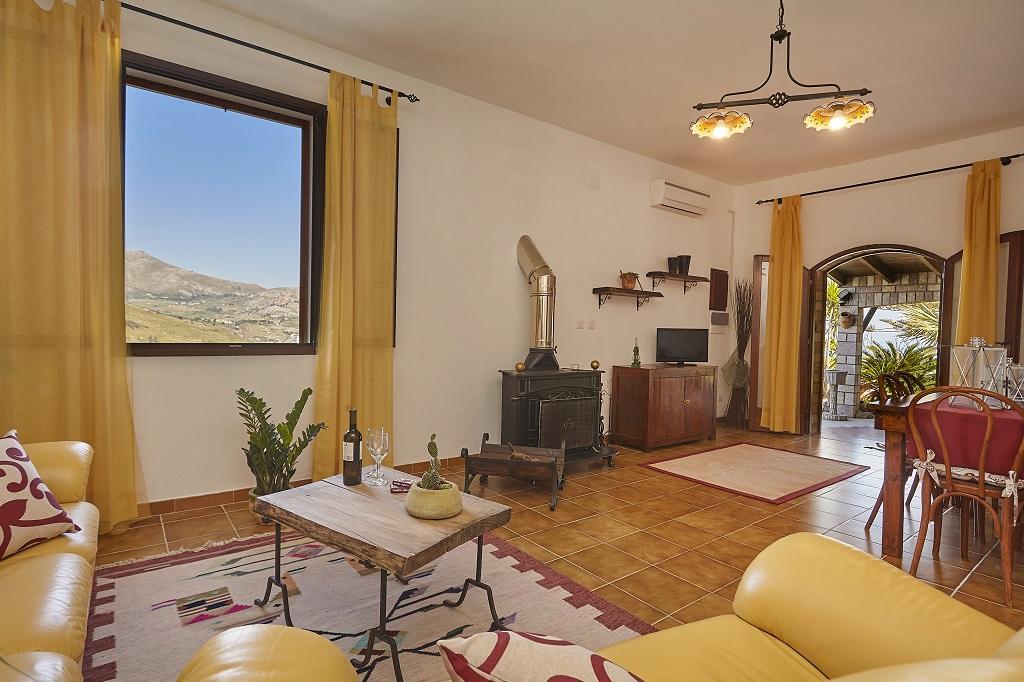 Villa del Poggio Scopello 27088