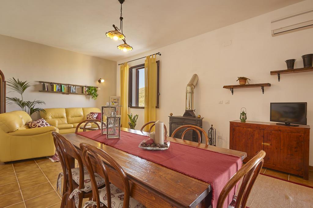 Villa del Poggio Scopello 27057