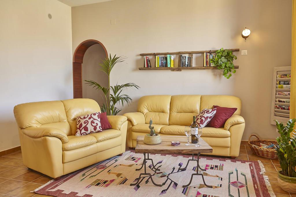 Villa del Poggio Scopello 27061