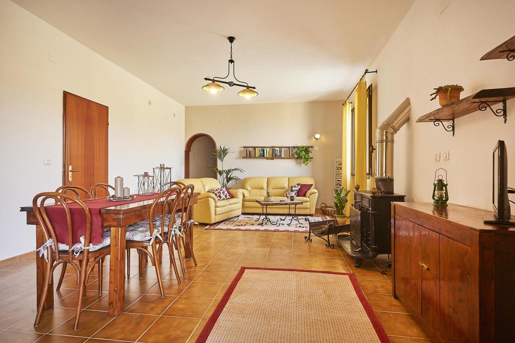 Villa del Poggio Scopello 27062