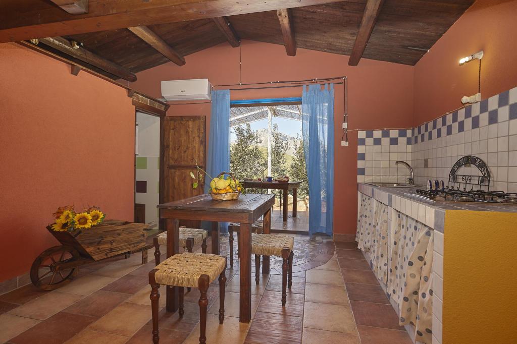 Villa del Poggio Scopello 27068