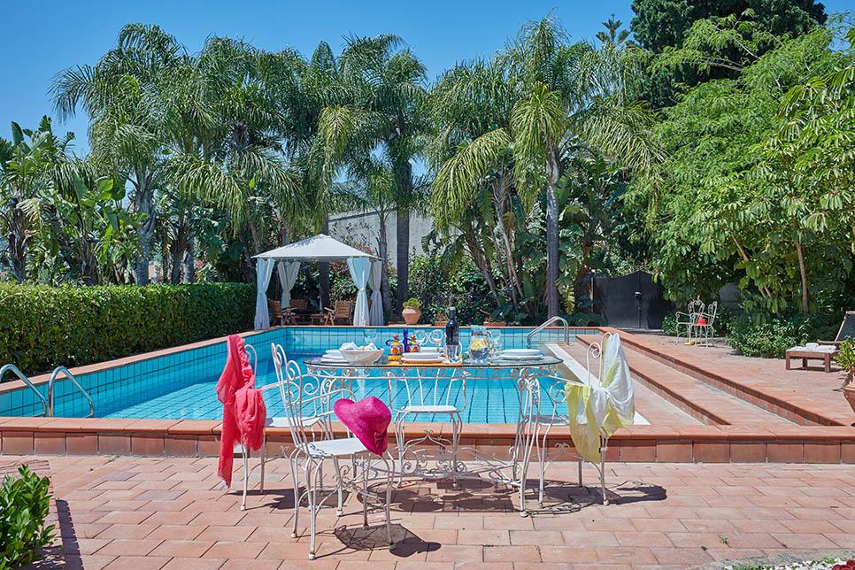 Villa Calipso Taormina 29528