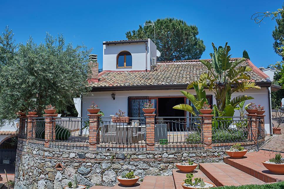 Villa Calipso Taormina 29530