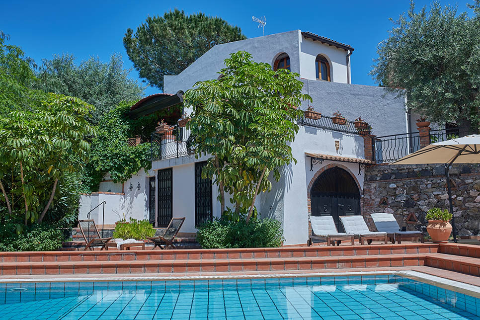 Villa Calipso Taormina 29531
