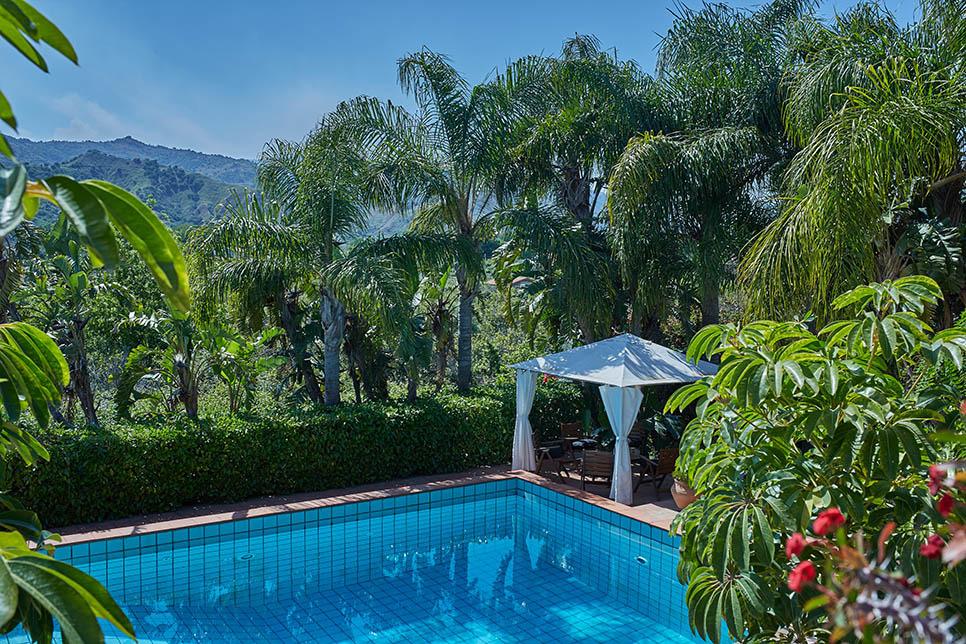 Villa Calipso Taormina 29537
