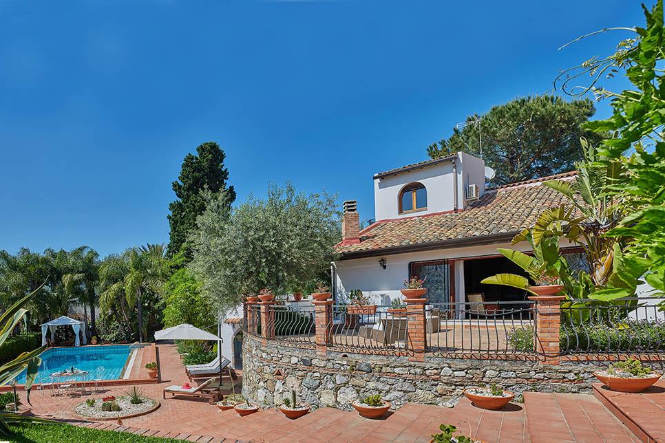 Villa Calipso Taormina 29539