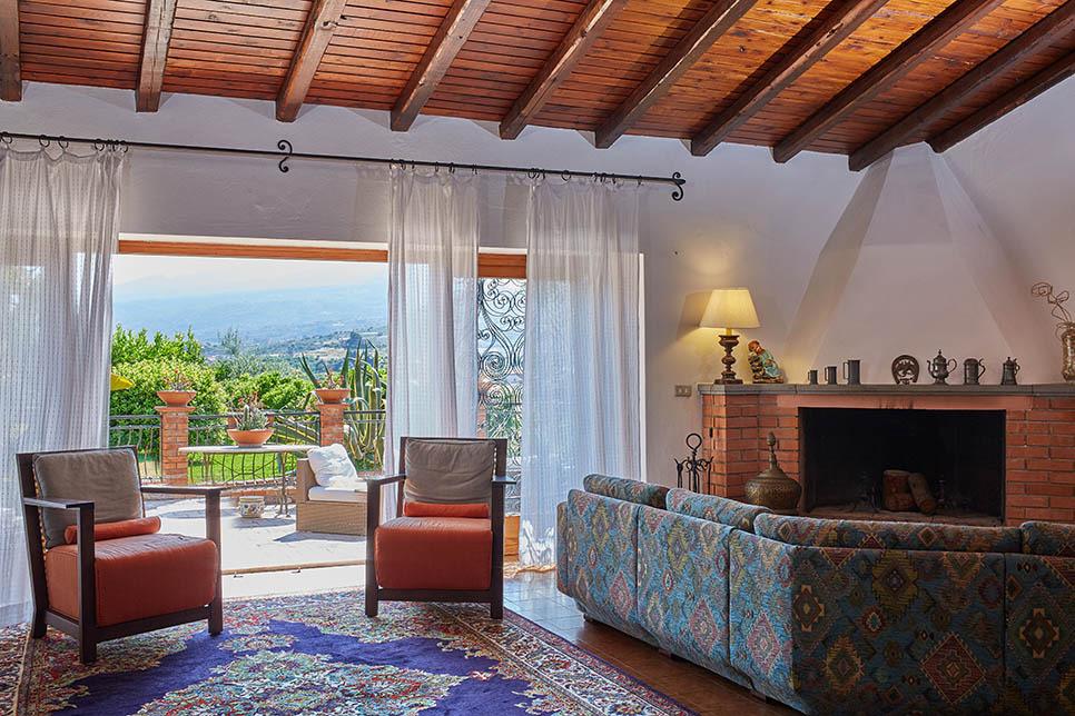 Villa Calipso Taormina 29541