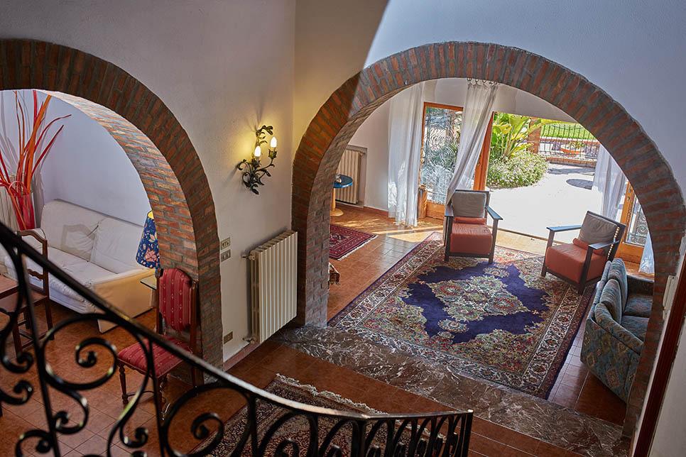 Villa Calipso Taormina 29545