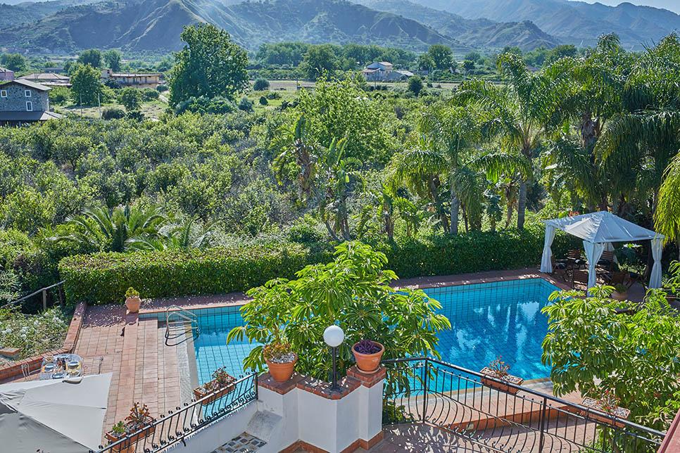 Villa Calipso Taormina 29546