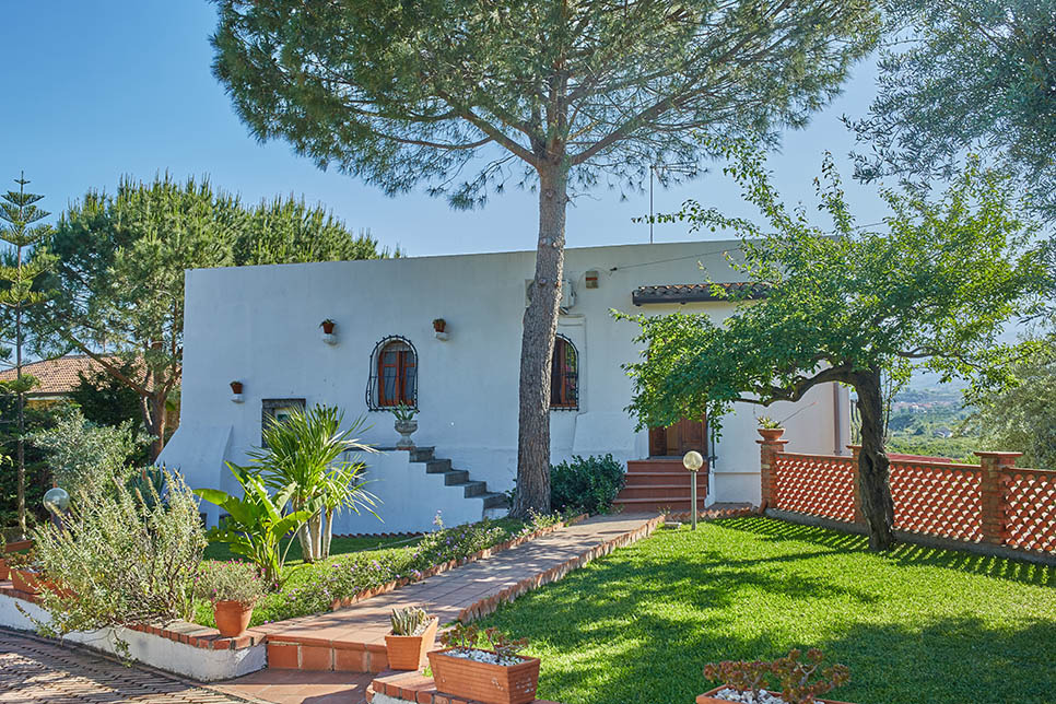 Villa Calipso Taormina 29550