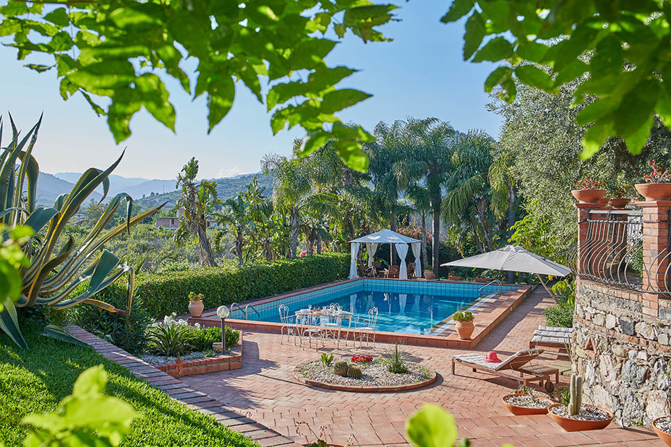 Villa Calipso Taormina 29556