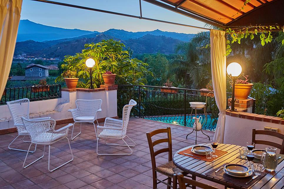 Villa Calipso Taormina 29565