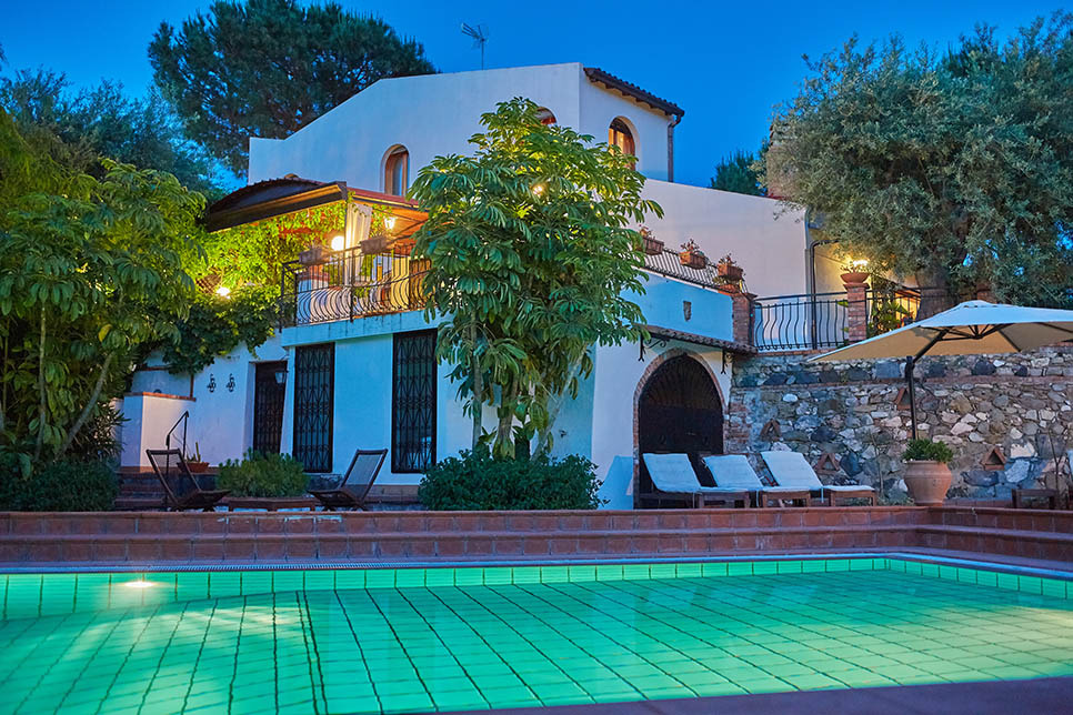 Villa Calipso Taormina 29566